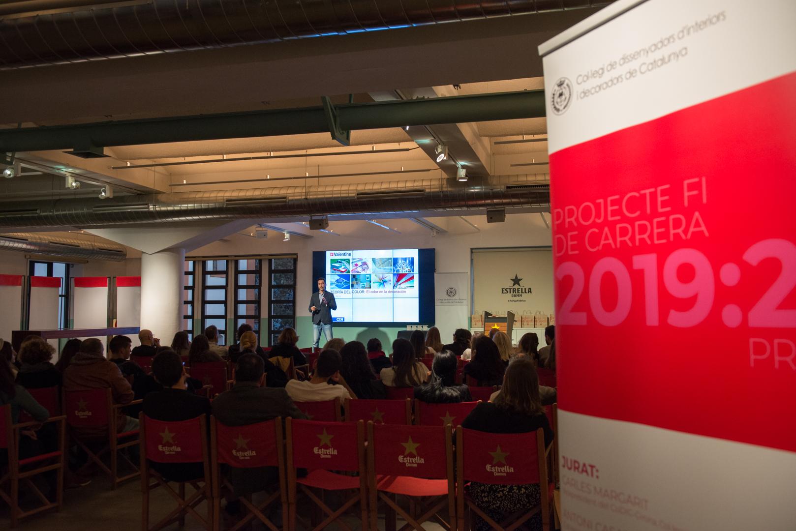 Entrega dels 21ns Premis CoDIC